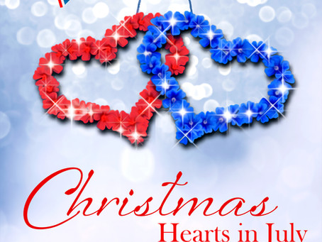 New Christmas in July Book Release