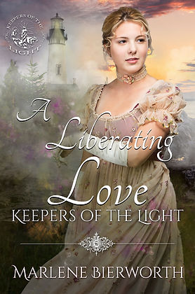 Cover - A Liberating Love - Lighthouse s
