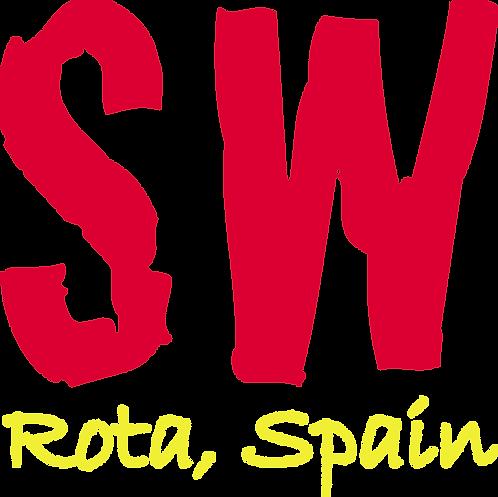 SW Rota, Spain Water Bottle / Car decal
