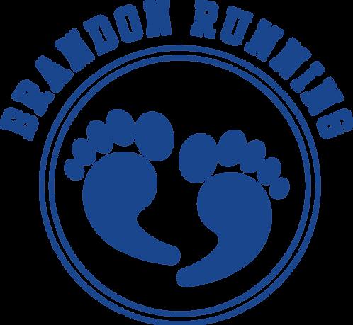 Brandon Running Decal