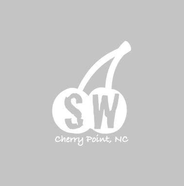SW Cherry Point, NC bumper sticker decal