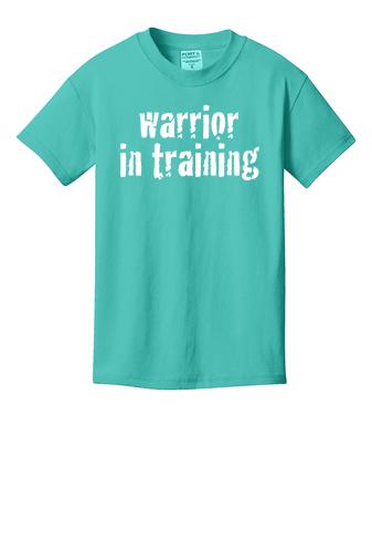 Peacock Port & Company® Youth Beach Wash™ Garment-Dye Tee