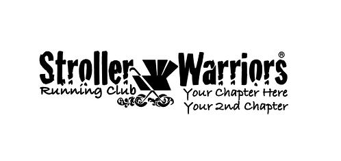 Stroller Warrior® Running Club 2 Locations Decal