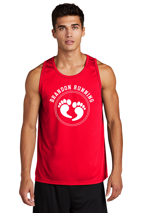 True Red Sport-Tek ® PosiCharge ® Competitor ™ Tank
