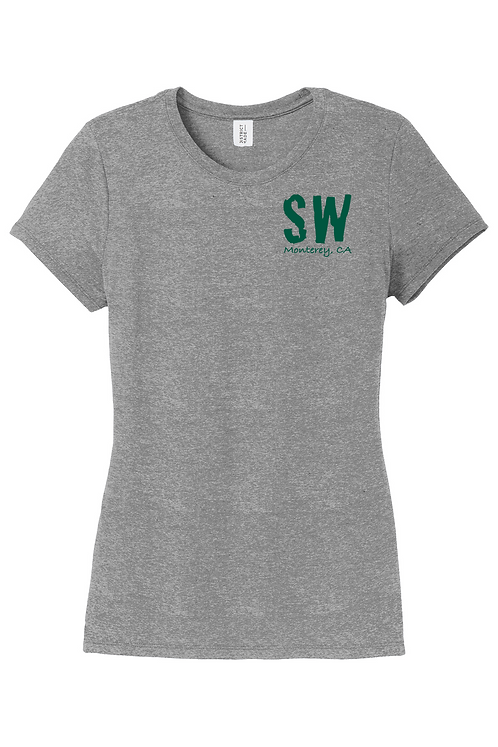 Grey frost District ® Women's Perfect Tri® Tee