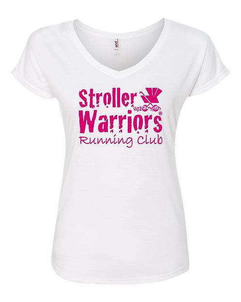 White Anvil - Women's Triblend V-Neck T-Shirt