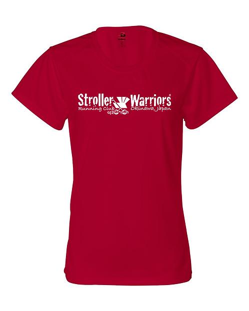 Red Badger - B-Core Women's Crewneck T-Shirt
