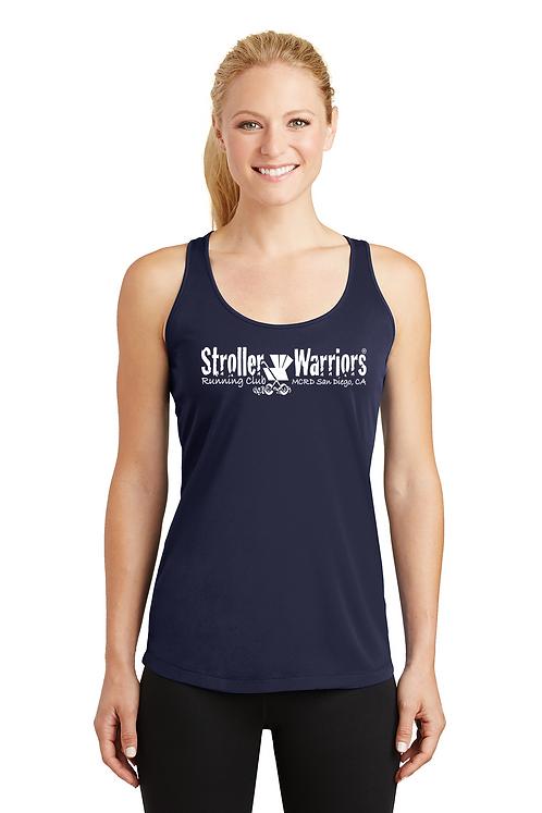 Navy Sport-Tek® Ladies PosiCharge® Competitor™ Racerback