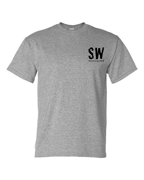 Sport gray Gildan® - DryBlend® 50 Cotton/50 Poly T-Shirt