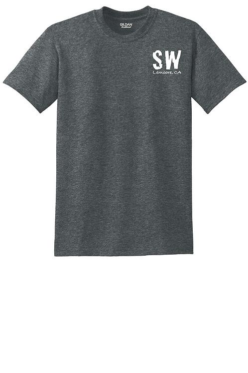 Dark Heather Gildan - Heavy Cotton™ T-Shirt
