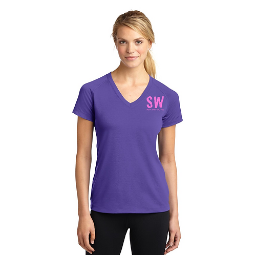 Ladies Sport Tek Ultimate PerformanceV-Neck