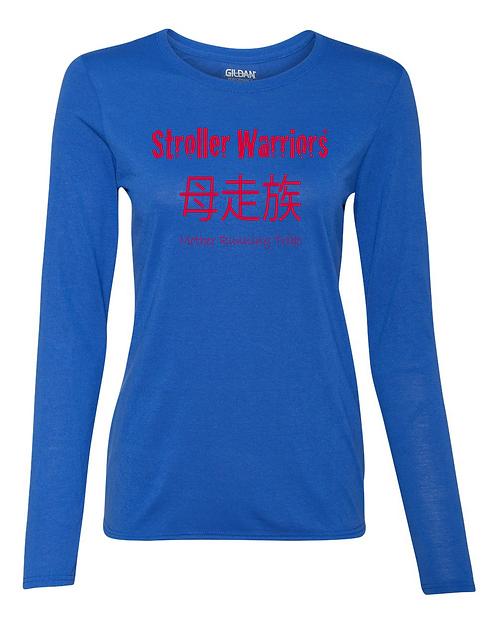 Royal Ladies' Performance® 5 oz. Long-Sleeve T-Shirt