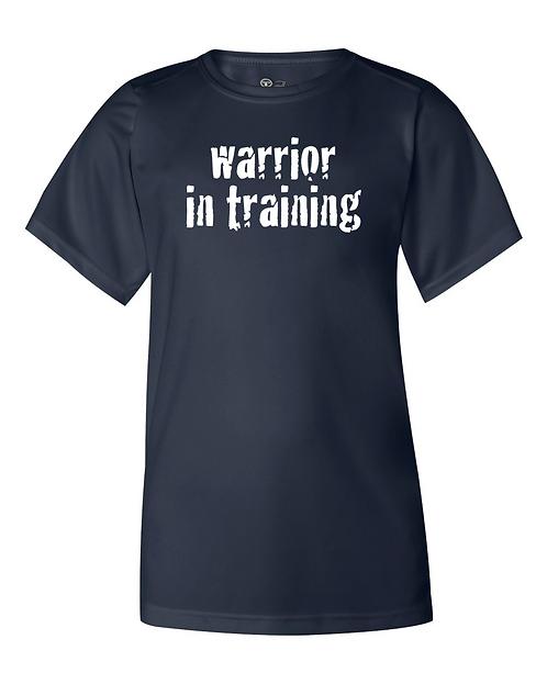 Navy blue Badger - B-Core Youth Short Sleeve T-Shirt