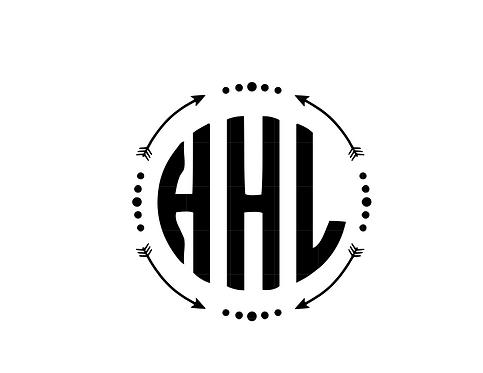 Arrow Monogram