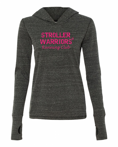 Charcoal Triblend All Sport Women's Performance Triblend pullover