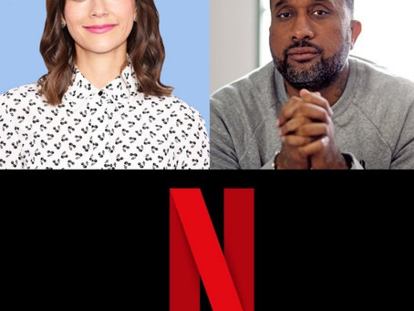Kenya Barris and Rashida Jones to star in Netflix series Black Excellence, under Barris's new deal