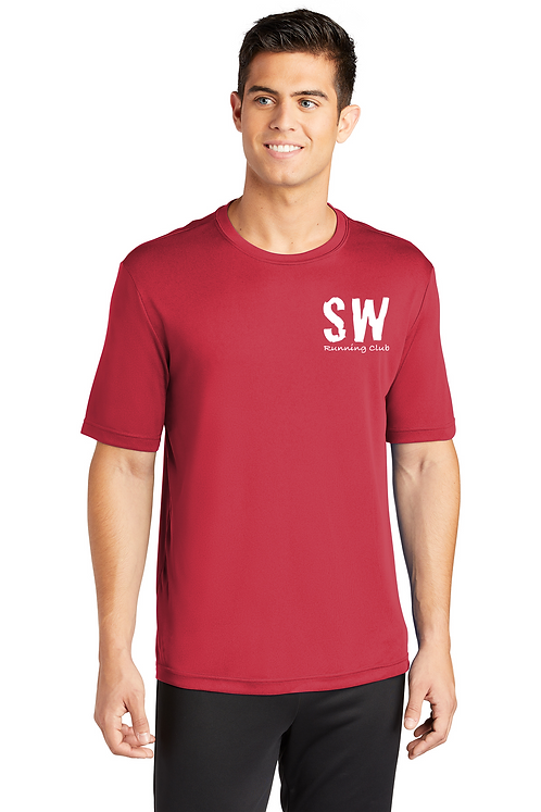 Red Sport-Tek® PosiCharge® Competitor™ Tee