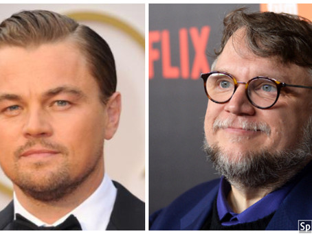"Leonardo DiCaprio in talks to star in Guillermo Del Toro's next project, ""Nightmare Alley"""
