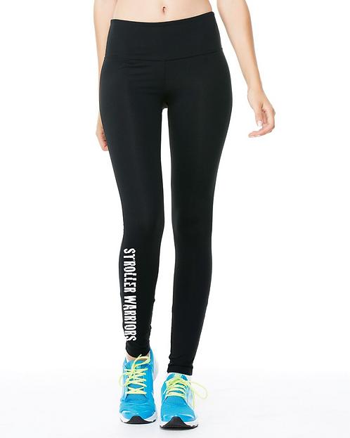 Black All Sport - Women's Full Length Leggings