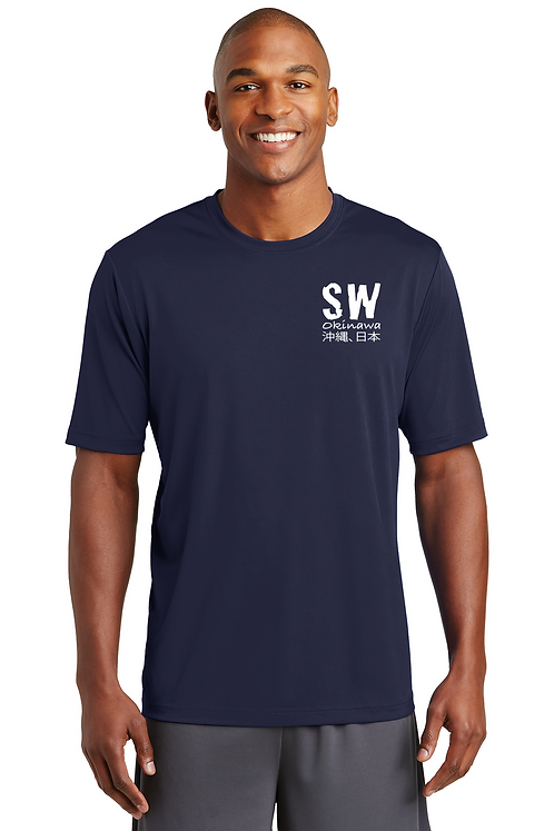 True Navy Sport-Tek® PosiCharge® Tough Tee