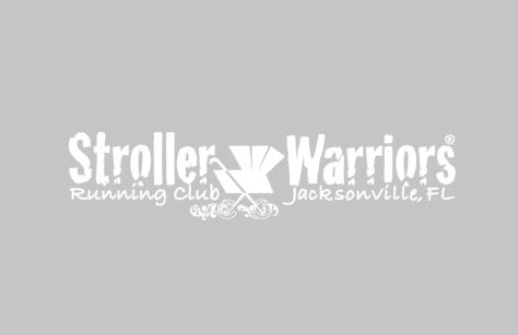 Stroller Warrior® Running Club Bumper Sticker