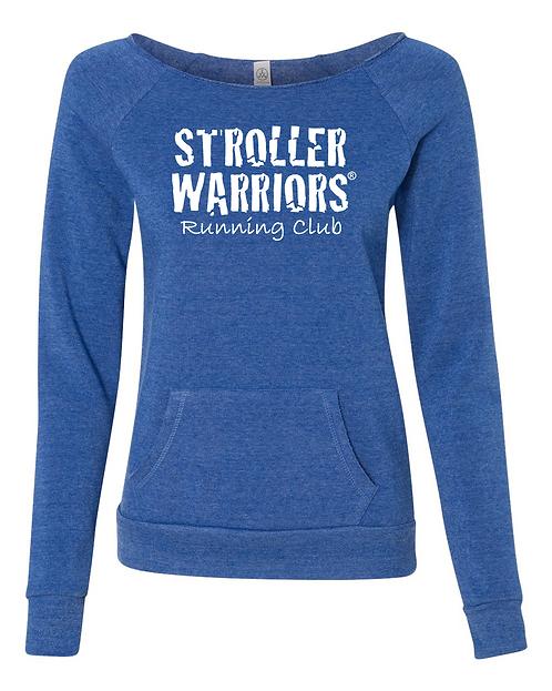 Pacific blue Alternative - Eco-Fleece™ Women's Maniac Sweatshirt