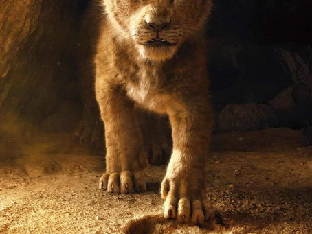 First trailer for Favreau's The Lion King has dropped!