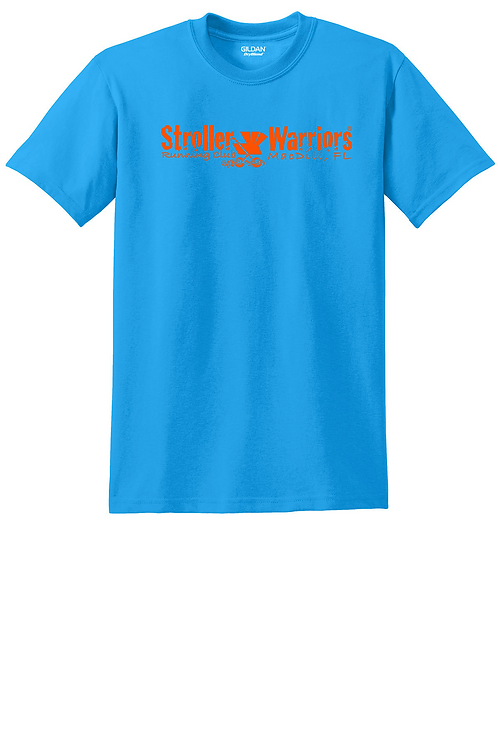 Sapphire Gildan® - DryBlend® 50 Cotton/50 Poly T-Shirt