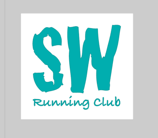 Stroller Warriors Running Club  Magnetic Car Decal