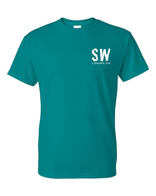 Jade Dome Gildan® - DryBlend® 50 Cotton/50 Poly T-Shirt