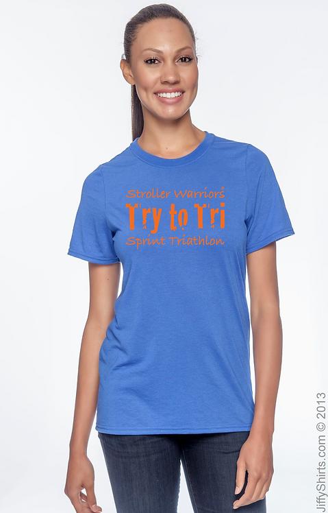 Royal Adult Unisex Performance® Adult Unisex 5 oz. T-Shirt