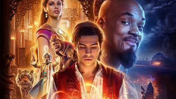 Disney's live action remake of Aladdin crosses the 1 billion dollar threshold