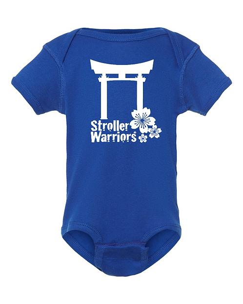Royal Rabbit Skins™ Infant Short Sleeve Baby Rib Bodysuit