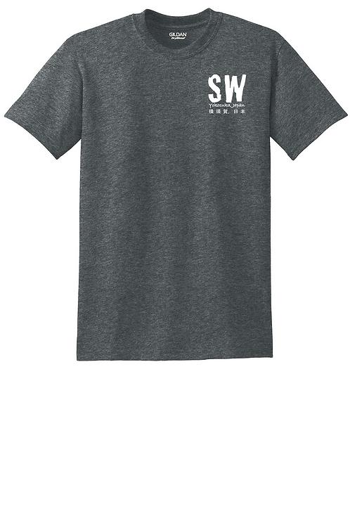 Dark heather Gildan® - DryBlend® 50 Cotton/50 Poly T-Shirt