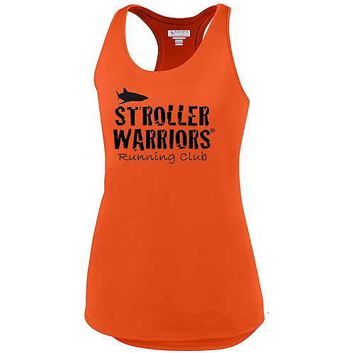 Orange Augusta Sportswear - Women's Sojourner Tank