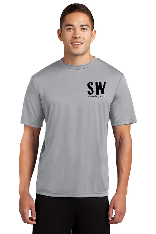 Silver Sport-Tek® PosiCharge® Competitor™ Tee
