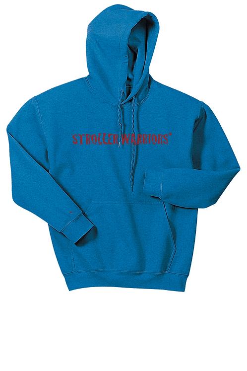 Antique Sapphire Gildan Heavy Blend Hooded Sweatshirt
