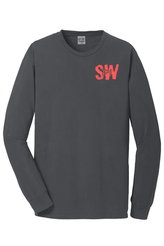 Coal Port & Company® Beach Wash™ Garment-Dyed Long Sleeve Tee