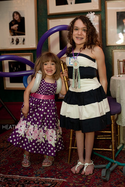 Annabelle and Madison