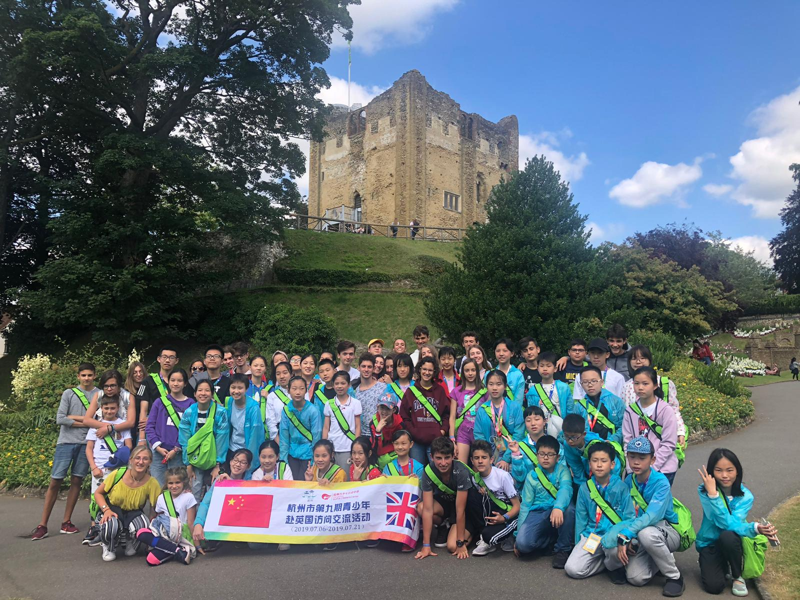 Guildford Castle Visit