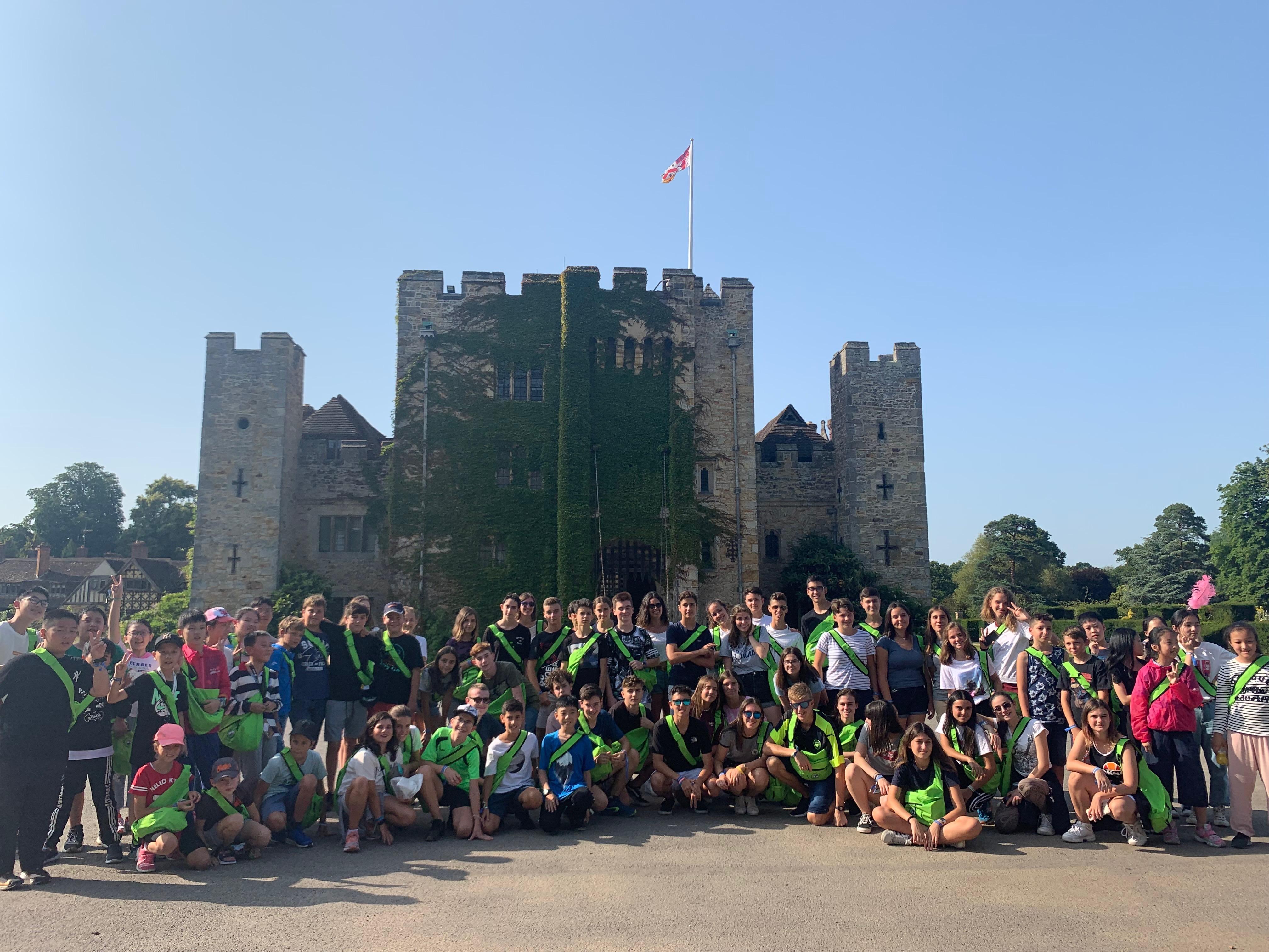 Haver Castle Visit
