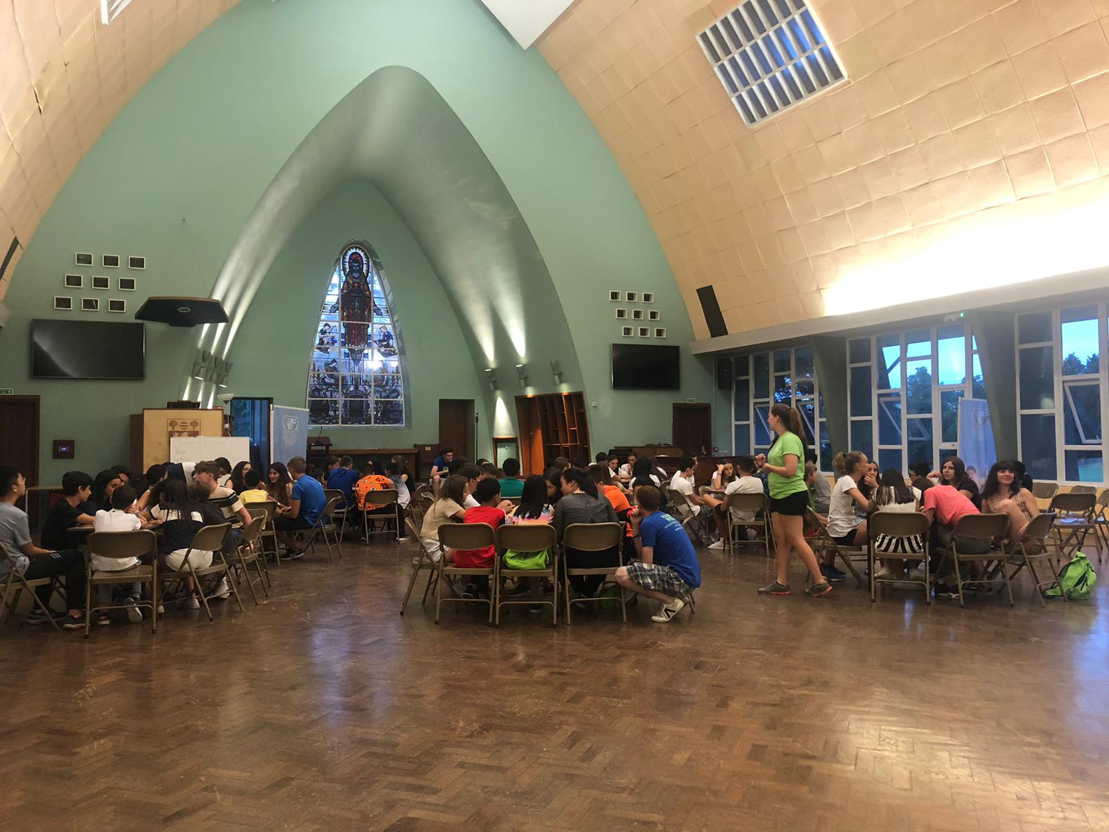 Chapel Hall for Activities