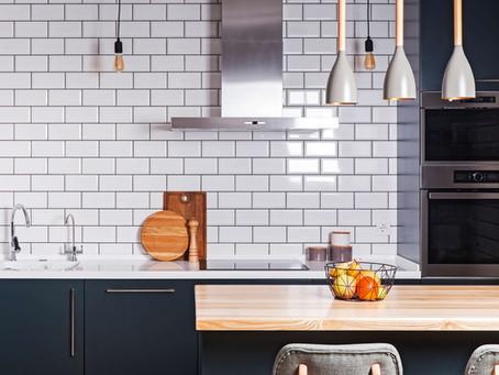 The Best Way to Clean your Kitchen Backsplash