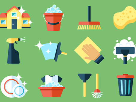 5 Quick Cleaning Tips That Can Boost Productivity At Work