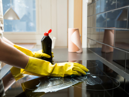 Properly Cleaning Your Small Kitchen Appliances the Right Way