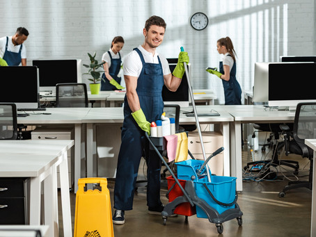 Best Office Cleaning Company In Toronto