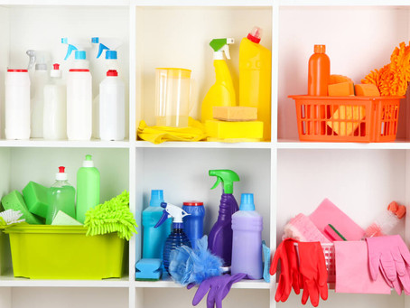 The Best Types Of Green Products For Spring Cleaning