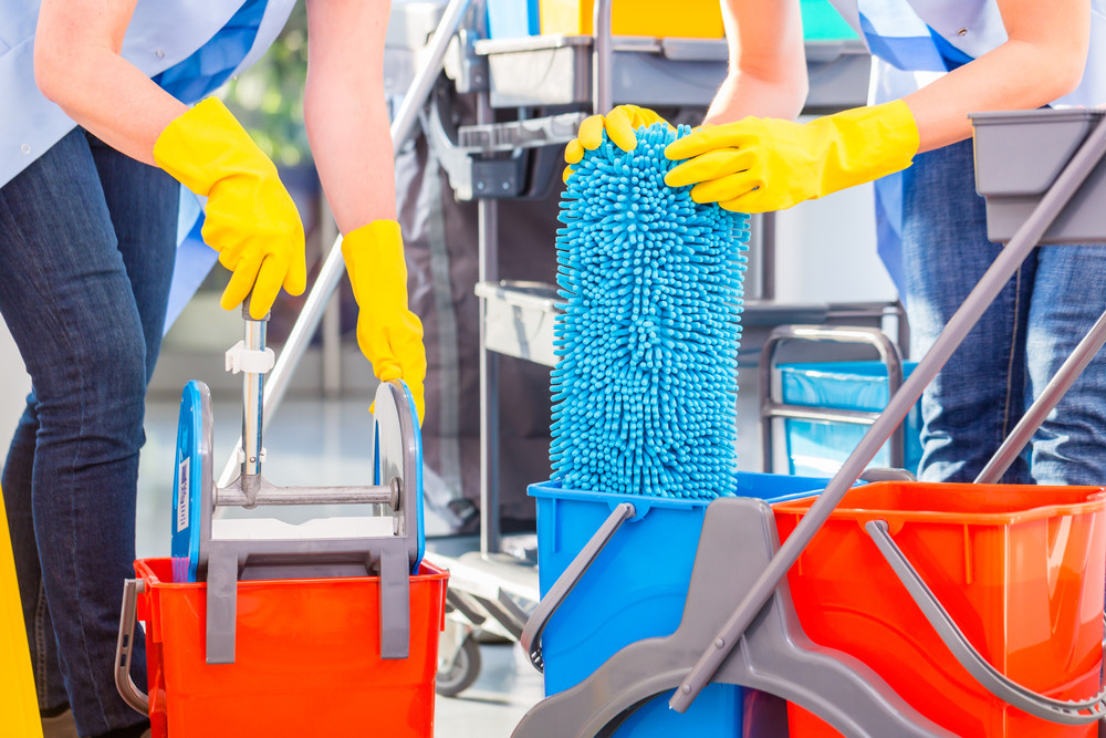 commercial cleaning services toronto