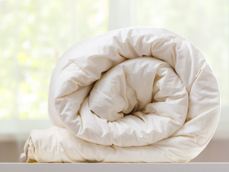 How to Properly Wash Comforters, Duvets and Pillows