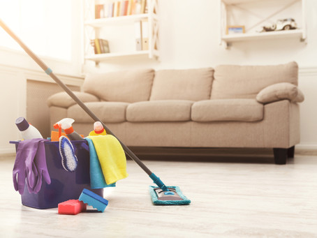 Apartment Cleaning Checklist - How to Clean an Apartment For Moving in?